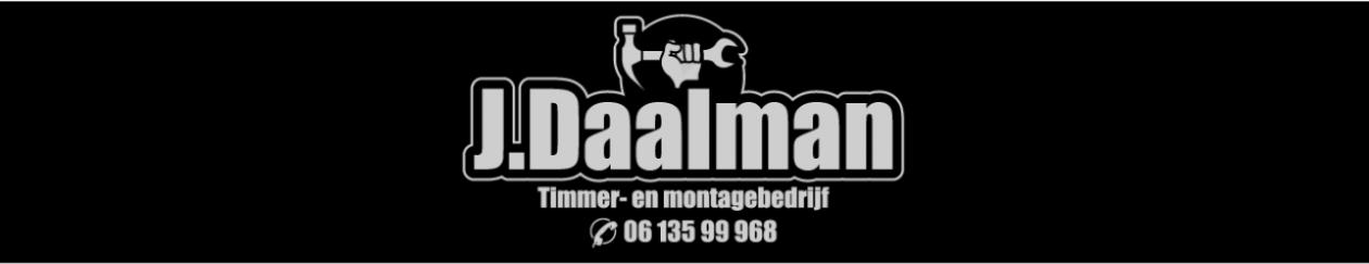 Johan Daalman Timmer- en montagebedrijf